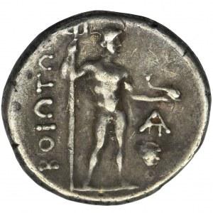 Greece, Boeotia, Drachm - VERY RARE