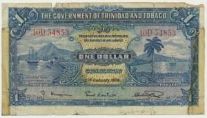 Trinidad and Tobago, 1 dollar 1939