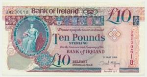 Ireland, 10 pounds 2005