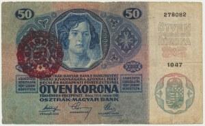 Austria, 50 koron 1914