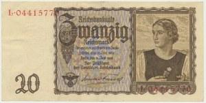 Niemcy, 20 marek 1939