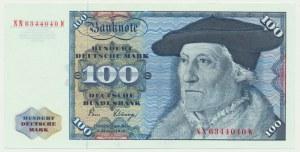 Germany (BDR), 100 mark 1980