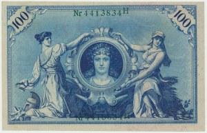 Niemcy, 100 marek 1908
