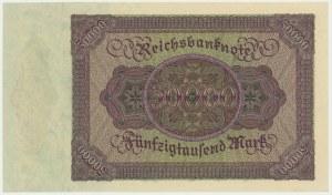 Niemcy, 50.000 marek 1922
