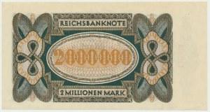 Germany, 2 milion mark 1923