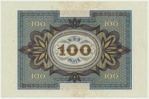 Germany, 100 mark 1920