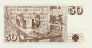 Iceland, 50 kronur 1961