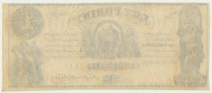 Hungary (Finanse Ministry Philadelphia), 1 forint (1852)