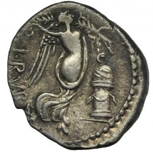 Roman Republic, L. Rubrius Dossenus, Quinarius
