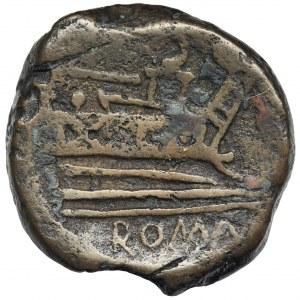 Republika Rzymska, Semis anonimowy