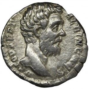 Cesarstwo Rzymskie, Clodius Albinus, Denar