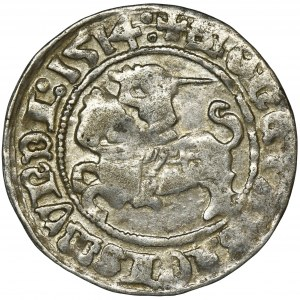 Sigismund I the Old, Half Groschen Vilnius 1514