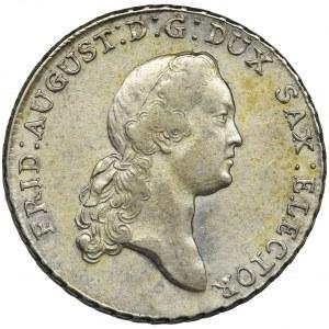 Germany, Saxony, Friedrich August III, Thaler Dresden 1770 EDC