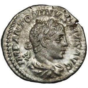 Cesarstwo Rzymskie, Heliogabal, Denar