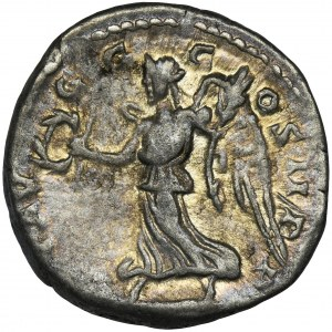 Cesarstwo Rzymskie, Septymiusz Sewer, Denar