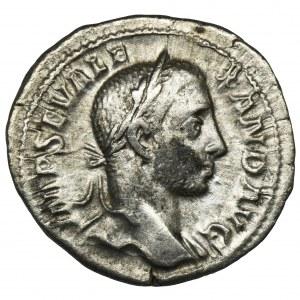 Cesarstwo Rzymskie, Aleksander Sewer, Denar