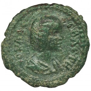 Roman Provincial, Moesia Inferior, Nicopolis, Julia Domna, AE