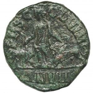 Rzym prowincjonalny, Moesia Superior, Viminacjum, Filip I Arab, Brąz