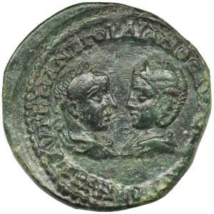 Rzym Prowincjonalny, Tracja, Messembria, Gordian III, Brąz