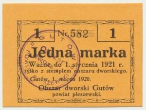 Gutów, 1 marka 1921