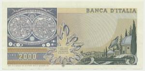 Italy, 2.000 lire 1976