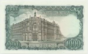 Spain, 1.000 pesetas 1971