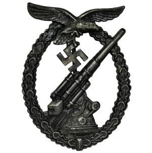 Niemcy, III Rzesza, Luftwaffe, Odznaka Artylerii Przeciwlotniczej