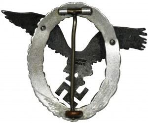 Niemcy, III Rzesza, Luftwaffe, Odznaka Pilota - Juncker