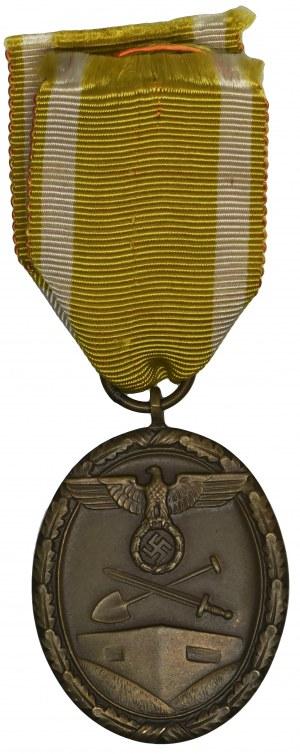 Niemcy, III Rzesza, Medal za Budowę Wałów