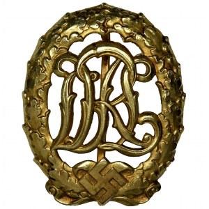 Niemcy, III Rzesza, Złota Odznaka Sportowa DRL