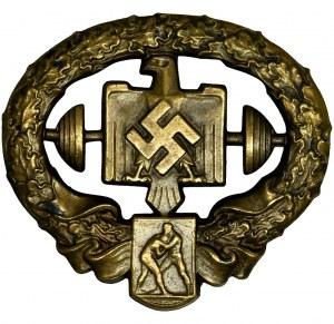 Niemcy, III Rzesza, Brązowa Odznaka