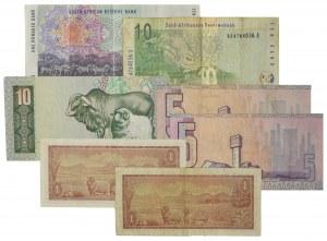 South Africa, set of 1 - 100 rands (7 pcs.)