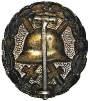 Niemcy, Odznaka za Rany 1918 - Srebrna