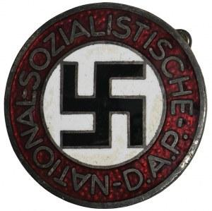 Niemcy, III Rzesza, Odznaka Partyjna NSDAP - RZM M1/170
