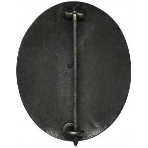 Niemcy, III Rzesza, Odznaka za Rany 1939 Srebrna L/11