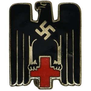 Germany, III Reiche, German Red Cross - pin