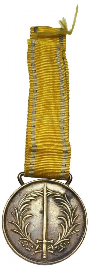 Niemcy, Badenia, Medal Pamiątkowy 1849