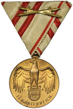 Austria, I Republika, Medal za Wojnę Światową 1914-1918