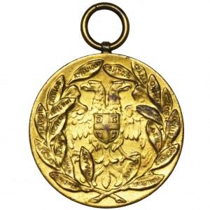 Kosowo, Medal za WojnęSerbsko-Turecką 1912