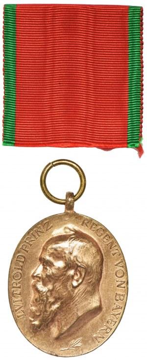 Niemcy, Bayern, Medal Pamiątkowy 1905 - w pudełku
