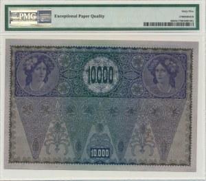 Austria, 10.000 koron (1919) - PMG 65 EPQ