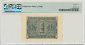 1 złoty 1940 - B - PMG 67 EPQ