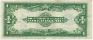 USA, $1 1923 Silver Certificate