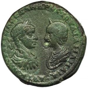 Rzym Prowincjonalny, Moesia Inferior, Marcianopolis, Heliogabal i Julia Maesa, Pentassarion