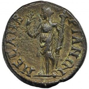 Rzym Prowincjonalny, Tracja, Messembria, Filip II, Brąz