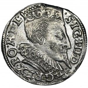 Zygmunt III Waza, Trojak Bydgoszcz 1596