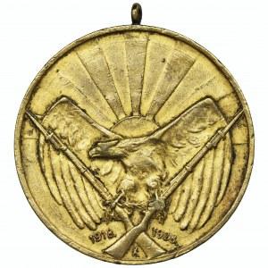 II RP, Medal za zawody strzeleckie Lwów 1929