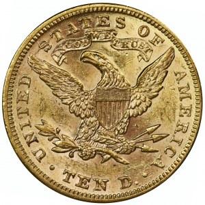 USA, 10 Dolarów Filadelfia 1894 - Liberty Head