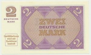 Niemcy, 2 marki 1967