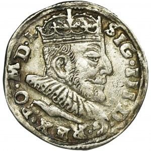 Sigismund III Vasa, 3 Groschen Vilnius 1592